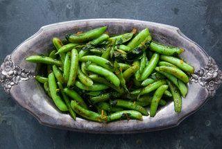 Seared Sugar Snap Peas — Recipe from Simply Recipes