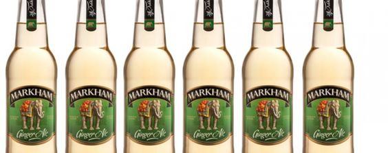 Markham amplía su gama de mixers con un ginger ale
