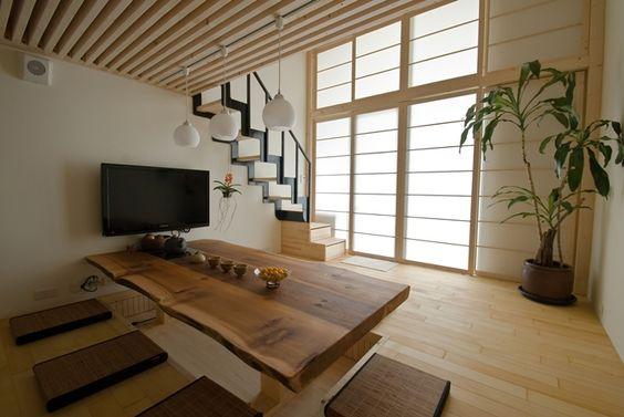 吃飯皇帝大,餐桌系列─大木桌腳實木餐桌 | 小院,關於家的設計