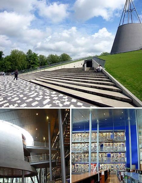 TU Delft Library, The Netherlands: