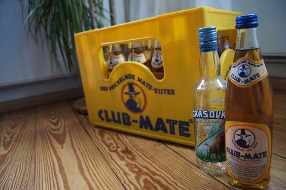 Kreuzberger Fassbrause: Club-Mate und Wodka
