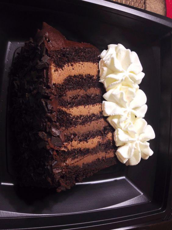 Cheesecake Factory Chocolate Tower Truffle Cake Recipe