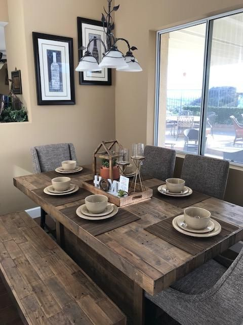 Sommerford Dining Room Table Ashley Furniture Homestore Wood