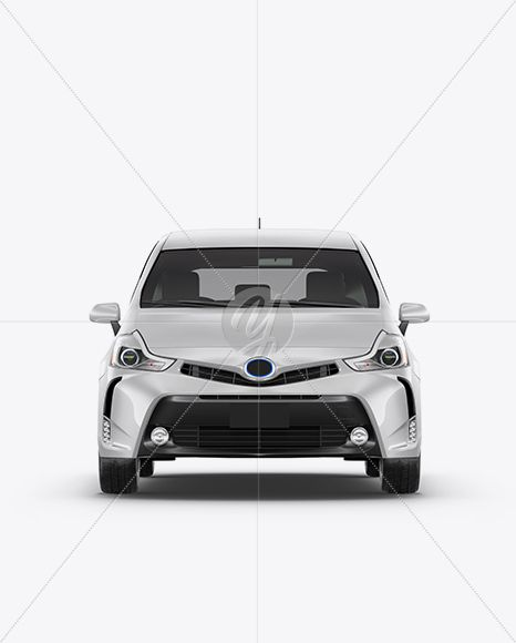 Download Compact Mpv Mockup Front View In Vehicle Mockups On Yellow Images Object Mockups Mockup Free Psd Mockup Mockup Downloads PSD Mockup Templates