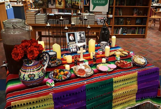 Day of the Dead Event at The Booksellers