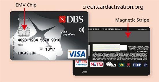 Dbs Card Activation 2019 Visa Card Numbers Credit Card Credit Card Apply