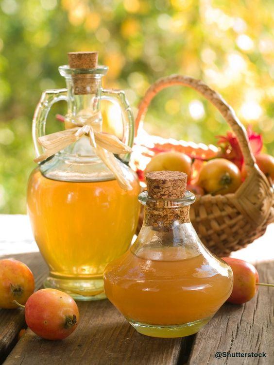 Les 1001 bienfaits du vinaigre de cidre: