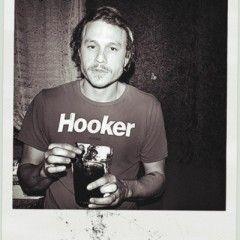 Heath Ledger...nough said.