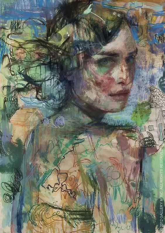 by Charles J. Dwyer, Jr., born in 1961. A Wisconsin native, Dwyer graduated from the Milwaukee School of Art, where he studied fine arts, painting and printmaking. Dwyer has shown his work in a variety of galleries across the U.S.A.