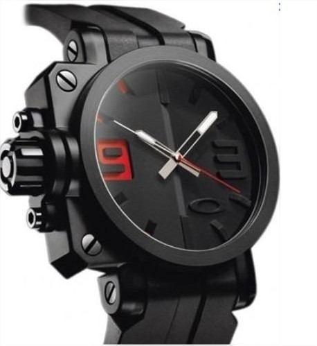 oakley watch gearbox