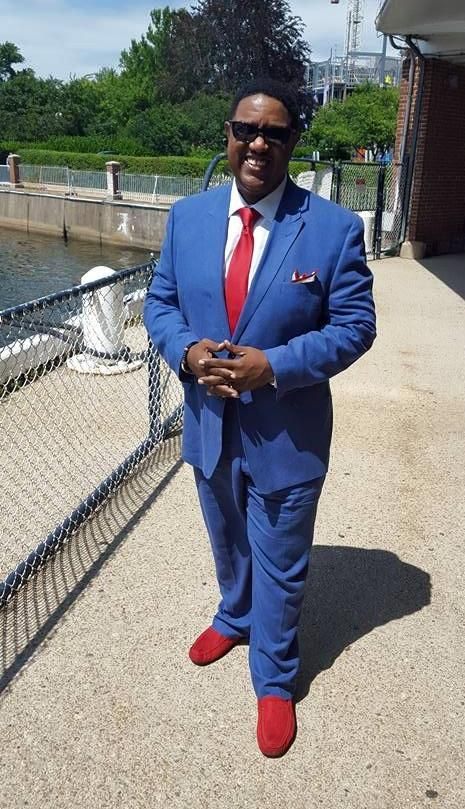 royal blue suit red shoes | fat man fresh | Pinterest | Royal blue