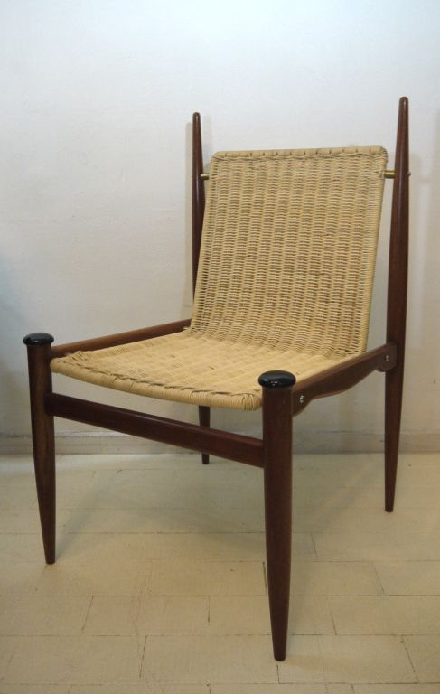 Frank Kyle midcentury chair. This may be purchased on ecofirstart.com.