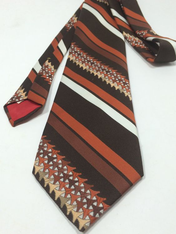 Vintage Tie Wide Ties by MichellesAntiquities on Etsy, $12.00