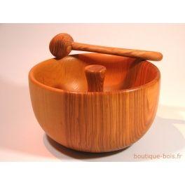 Casse noix en bois tourn vaisselle bois pinterest - Casse noix en bois ...