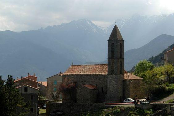 Ventiseri en Corse