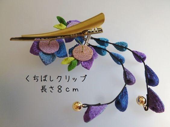 Atelier Amo アトリエあもさんの作品一覧 布で作る花 つまみ細工