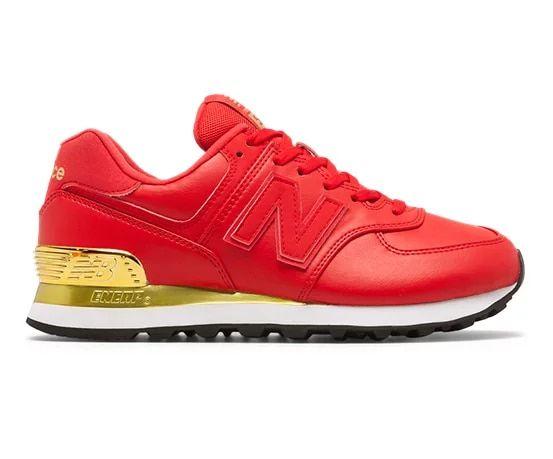574 Gold Dip Women S 574 Classic New Balance Sneakers New Balance New Balance Women