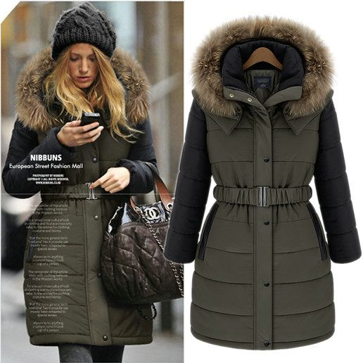 Winter Jackets Women Promotion-Online Shopping for Promotional ...