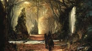 fantasy landscapes - Google Search