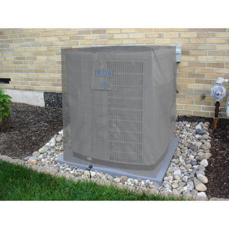 Home Improvement Air Conditioner Cover Window Air Conditioner Electrostatic Air Filter