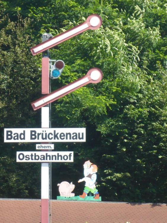 Von Oberbach nach Bad Brückenau - Matthias Wanderblog