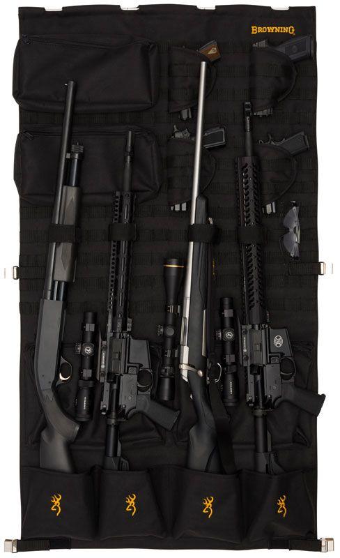 Browning Door Organizer Large 27x48 Guns Door Organizer Safe Door