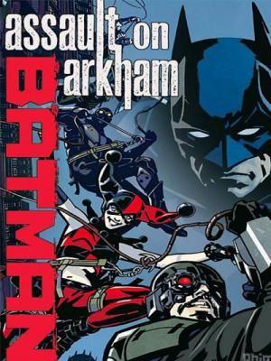 Batman Đột Kích Arkham - HD