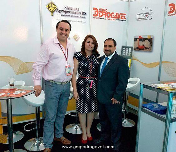 Sistemas Agropecuarios RS presente en el Congreso de Avicultura Centroamericano y del Caribe 2016