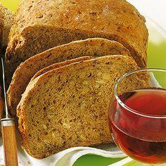 Schrot- und Kornbrot - Rezept für den Brotbackautomat Rezept   Küchengötter