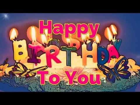 Geburtstagsgrusse Happy Birthday Deutsch Youtube