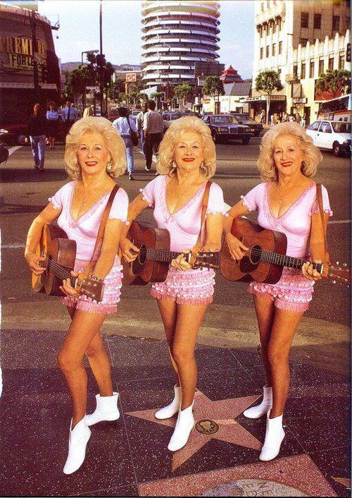 The Del Rubio Triplets 80s 80s Pinterest Posts