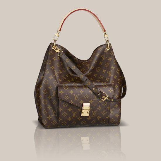 Métis via Louis Vuitton #shopkick #treatyourself handbags would definitely be part of treating myself!