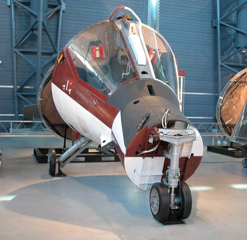 Rocketumblr | Paraglider Capsule, Gemini TTV-1