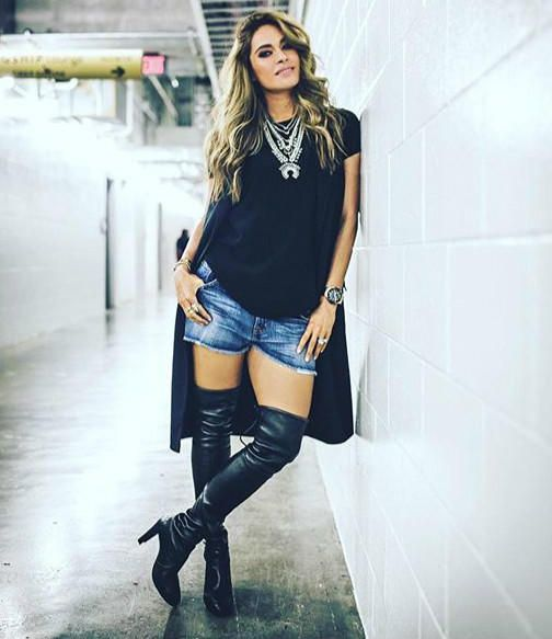 Galilea Montijo Outfit