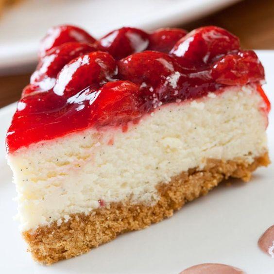 Grandmothers Kitchen On Twitter Strawberry Cheesecake Recipe Easy Strawberry Cheesecake Cheesecake Recipes