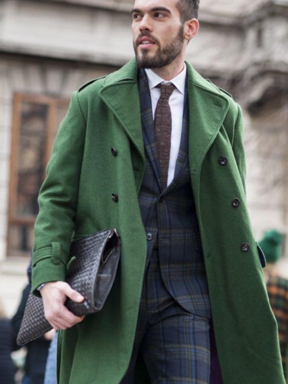Style Vestimentaire Homme D 39 Affaire Un Peu Excentrique