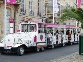 Le petit Train touristique d'Avril à Septembre