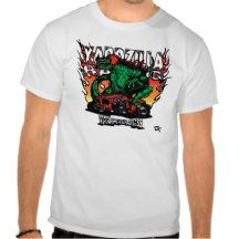 Yardzilla Red, Blue, & Purple T-shirts
