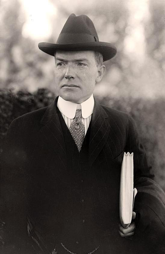 John D Rockefeller Jr It Was Made In 1917 By Harris Ewing