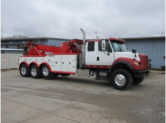 2005 International Workstar 7600 Wrecker Tow Truck Wentzville Mo
