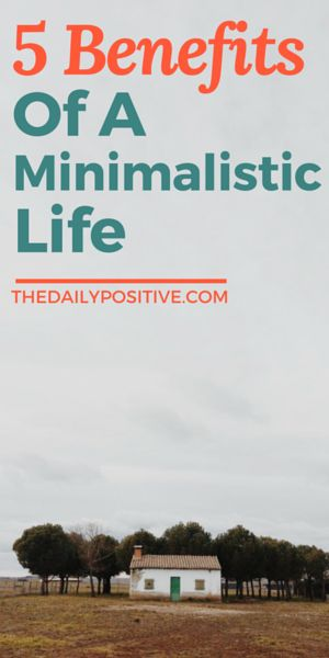 Minimalism stay strong and the facts on pinterest for Minimalist living movement