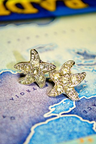Starfish of the Sea Earring