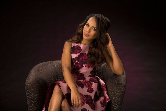 Emmys 2014: 'Scandal's' Kerry Washington sees phone activity take off  As weird as it may seem, it was unusual for Kerry Washington to wake up to the sound of an active phone.  http://www.latimes.com/entertainment/envelope/tv/la-et-st-emmys-2014-kerry-washington-nomination-scandal-reaction-20140710-story.html