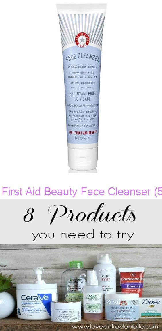 First Aid Beauty Face Cleanser 5 Oz Simone S Top Recommended Skincare Beauty Products Recommended Skin Care Products Face Cleanser First Aid Beauty