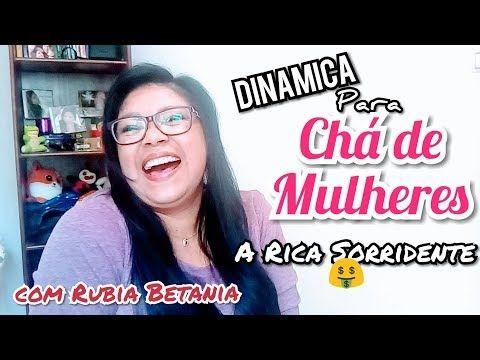 Dinamica Para Cha De Mulheres A Rica Sorridente Youtube