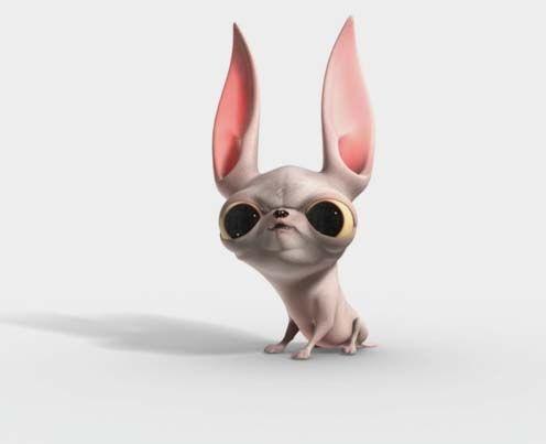 3D Animation Animated Stars | Free Dog Animations