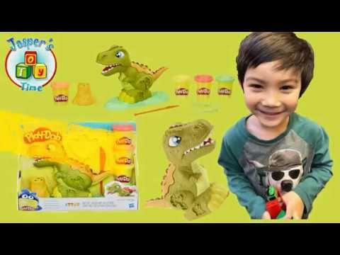 Play-Doh Rex the Chomper
