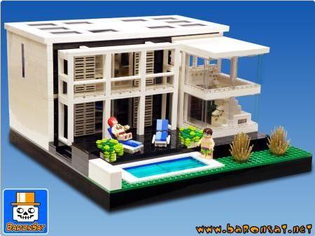 Lego villa google search ideas pinterest villas lego and search - Lego construction maison ...