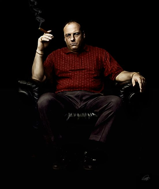 tony soprano - Google Search