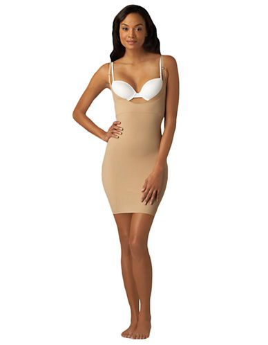 Maidenform Plus Torsette Slip Women's Body Beige Medium